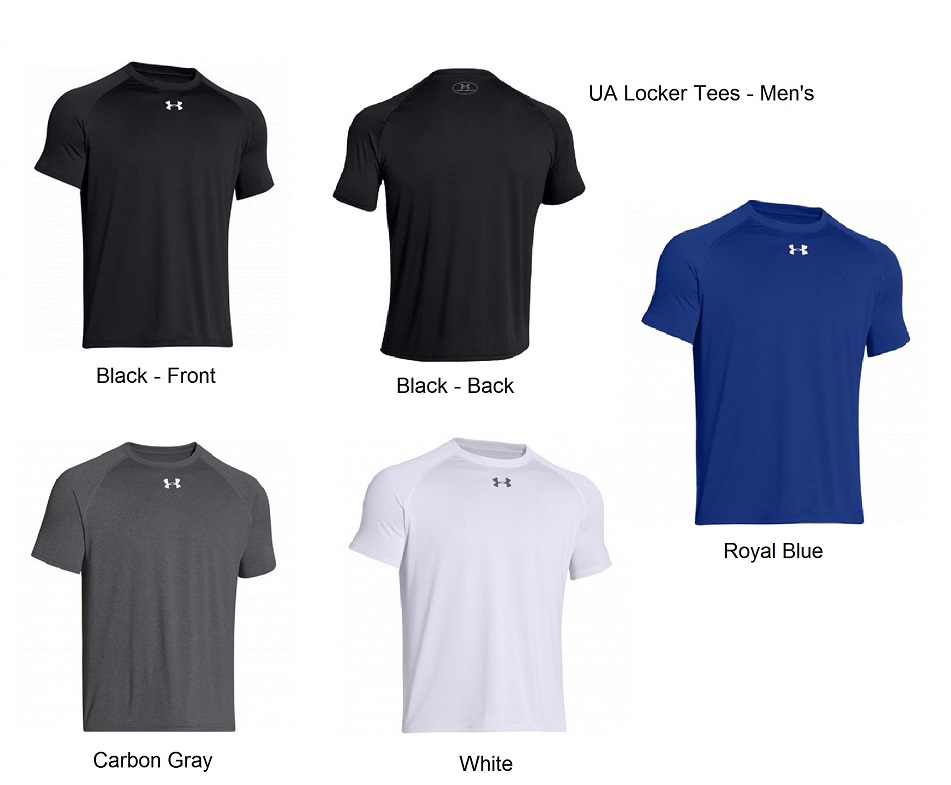 Under Armor - Men Locker Tees